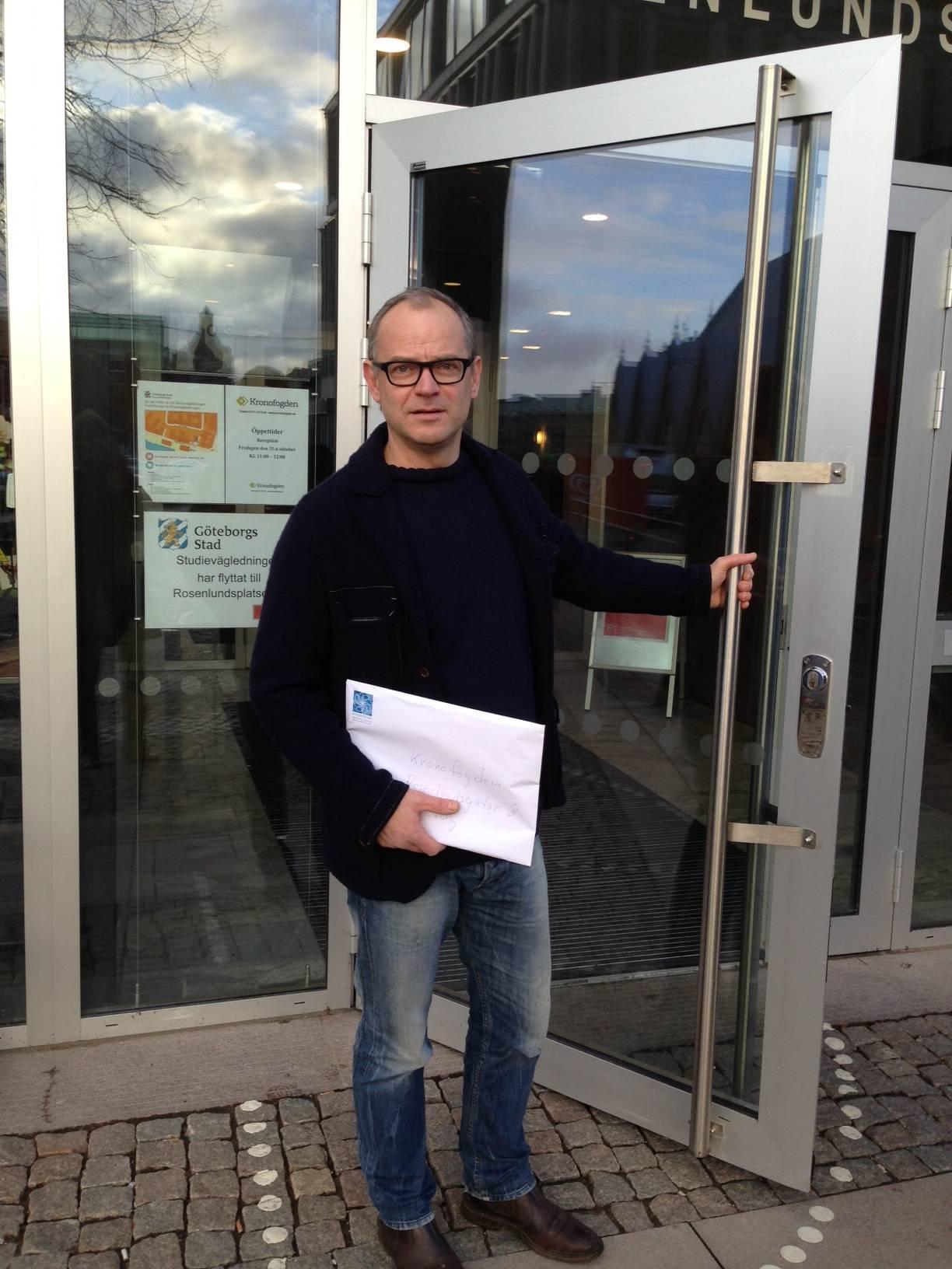 Carl-Anders Hilmarch, ägare till Systemteknik.