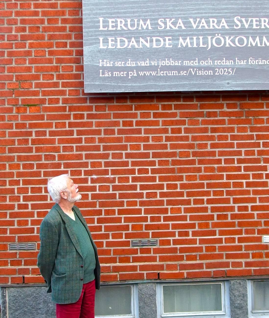 Rutger Fridholm (MP) Fotograf: Helene Bergman