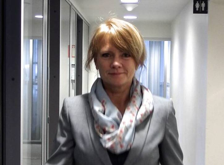 Lill Jansson (FP) Foto: Helene Bergman