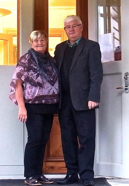 Mona och Ronny Johansson, NFC Lerum