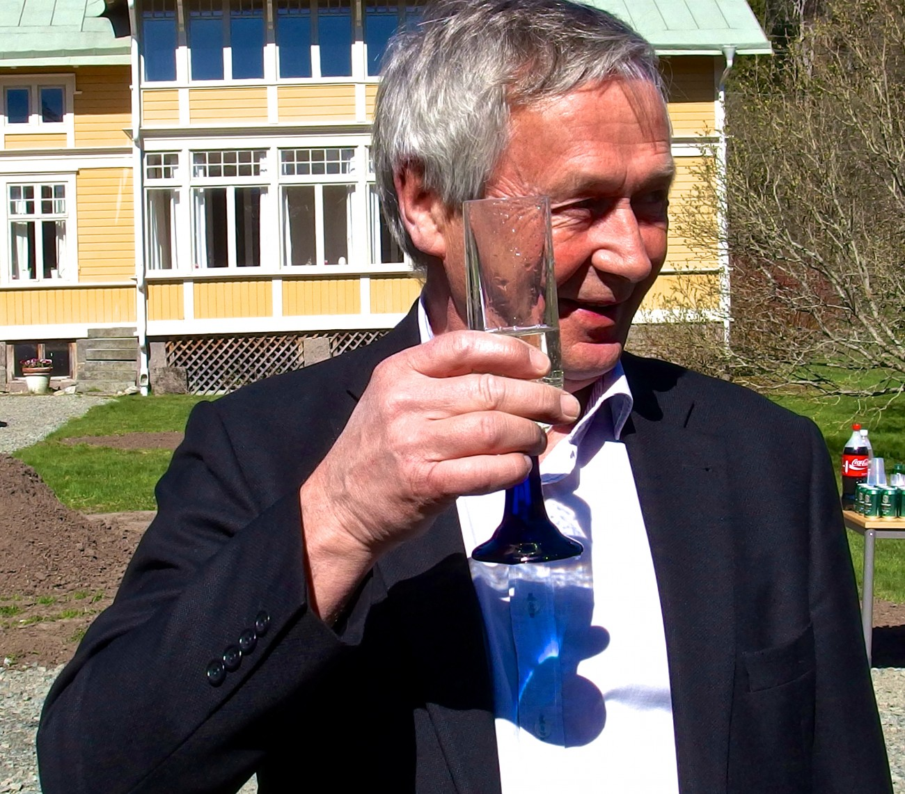 Hipp hipp hurra för Lennart