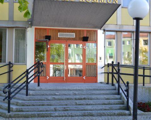 Nytt företagshus i Gråbo
