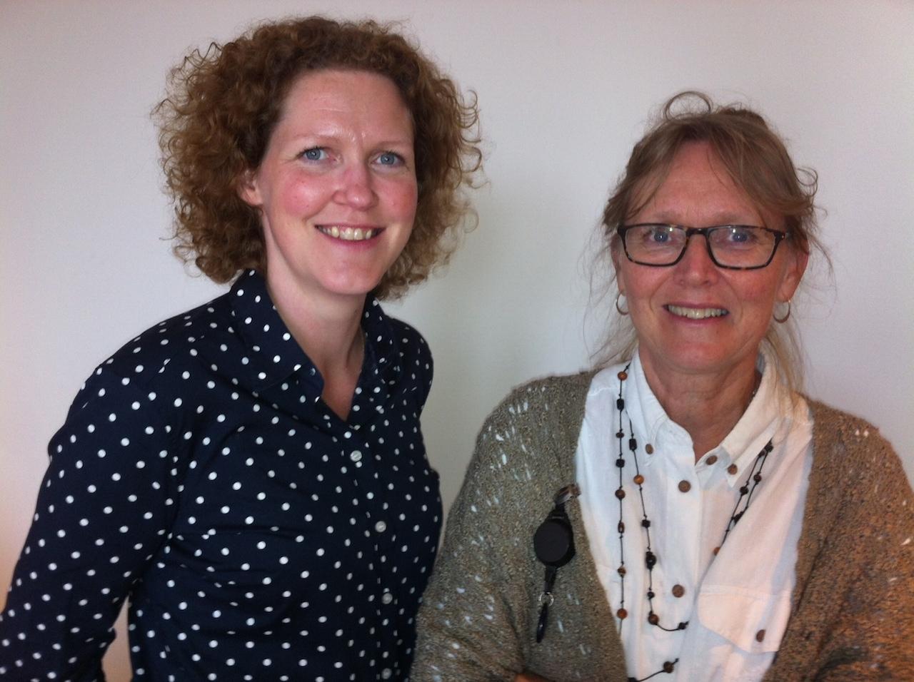 Camilla Oit och Maria Larsson tar ett nytt grepp och efterlyser värdfamiljer till ensamkommande flyktingbarn.
