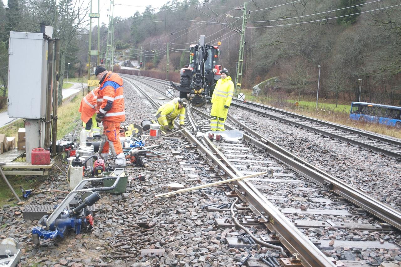 Debatt: Vad vill politiken med järnvägen genom Lerum?