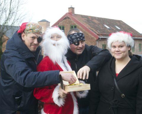 Julstämning och jubileum