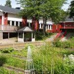 Trädgårdsfen flyttar in på Oscarshöjd