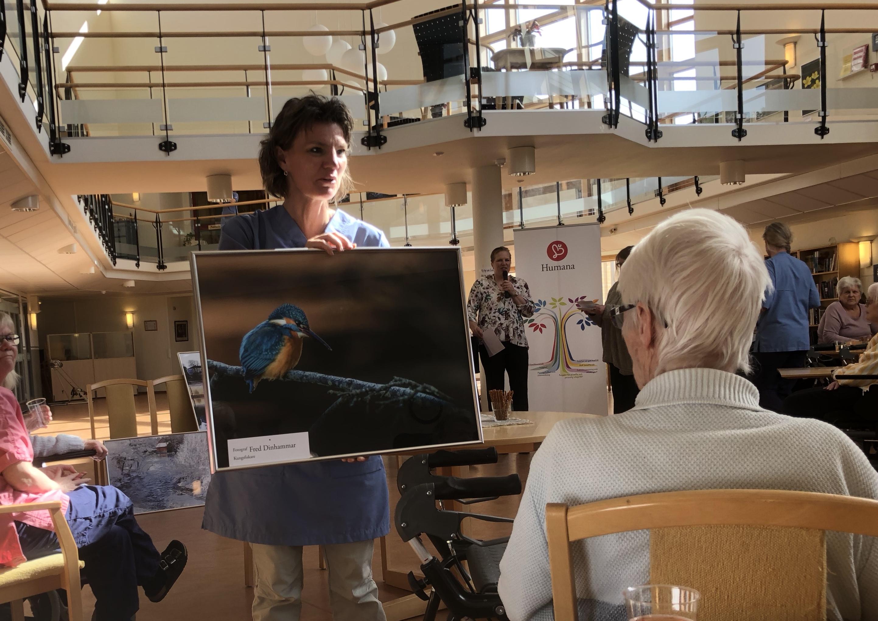 Fotoutställning Hedegården
